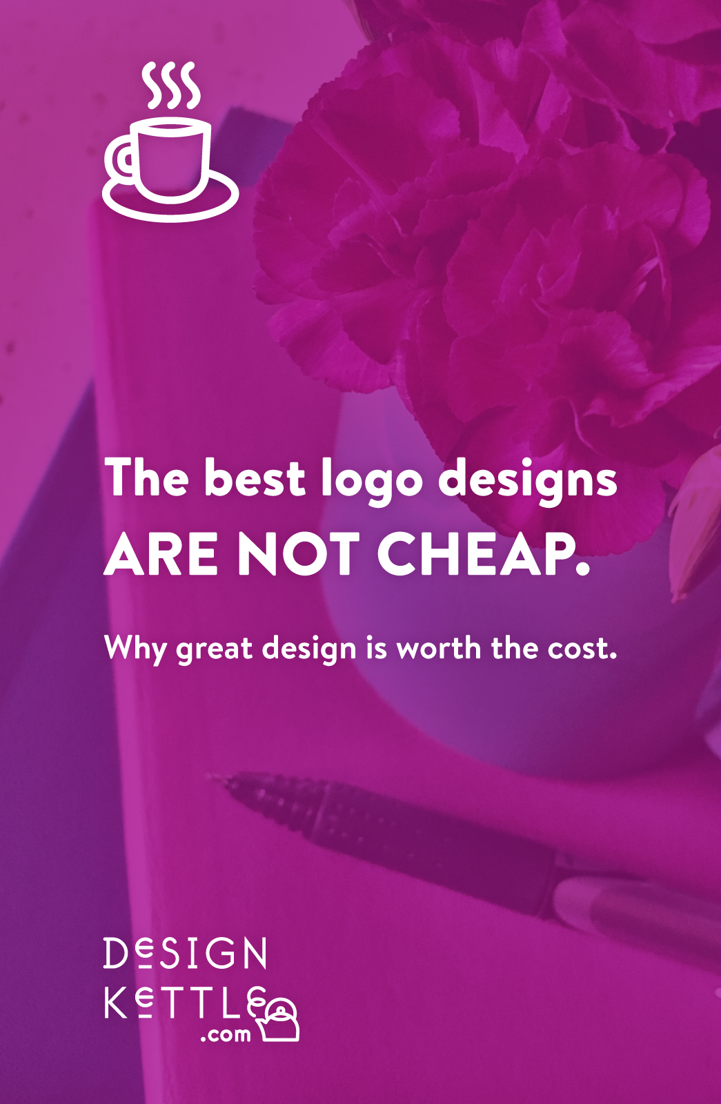 Logo Design Not Cheap