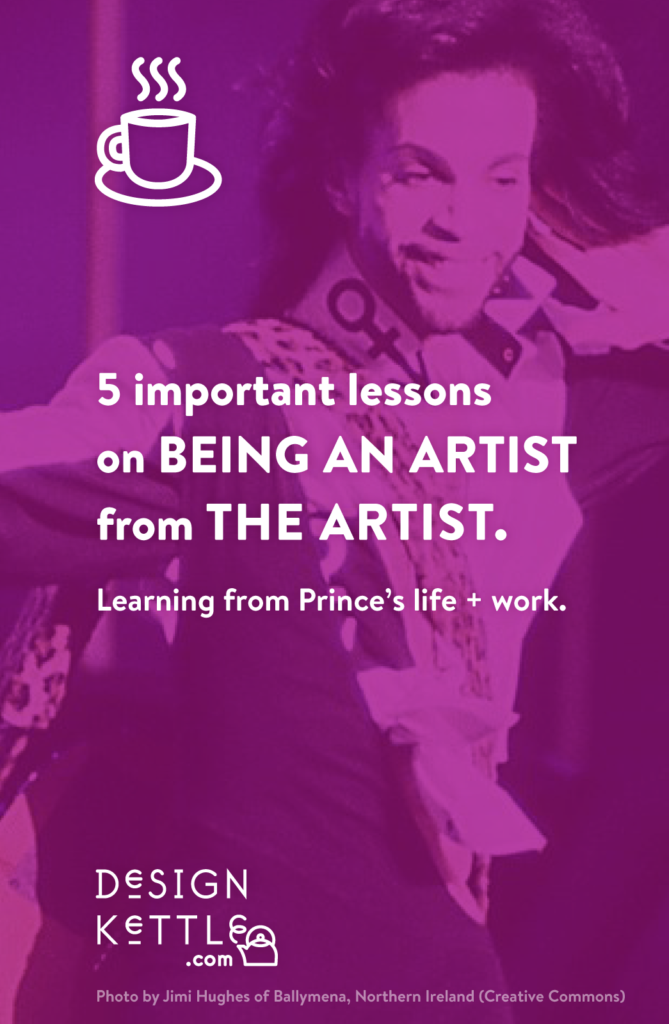 Lessons Artist Prince