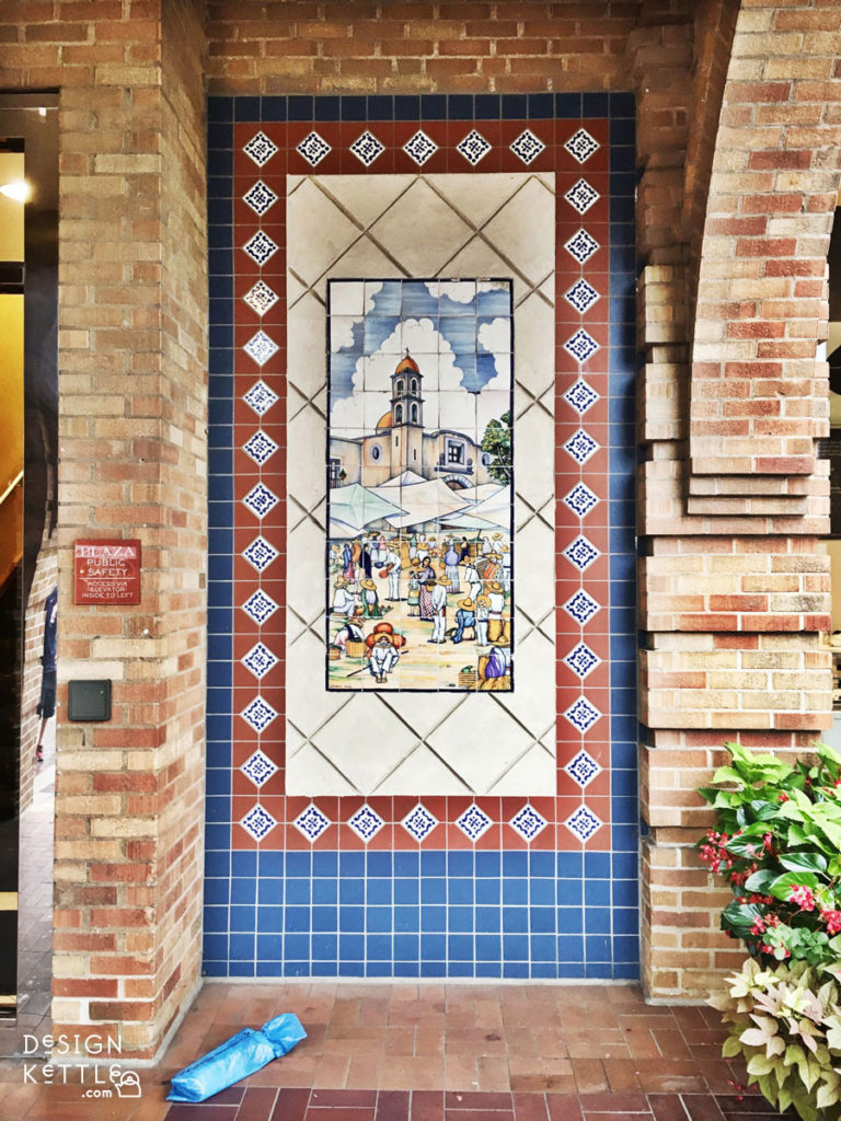 Tiled Wall Kansas City