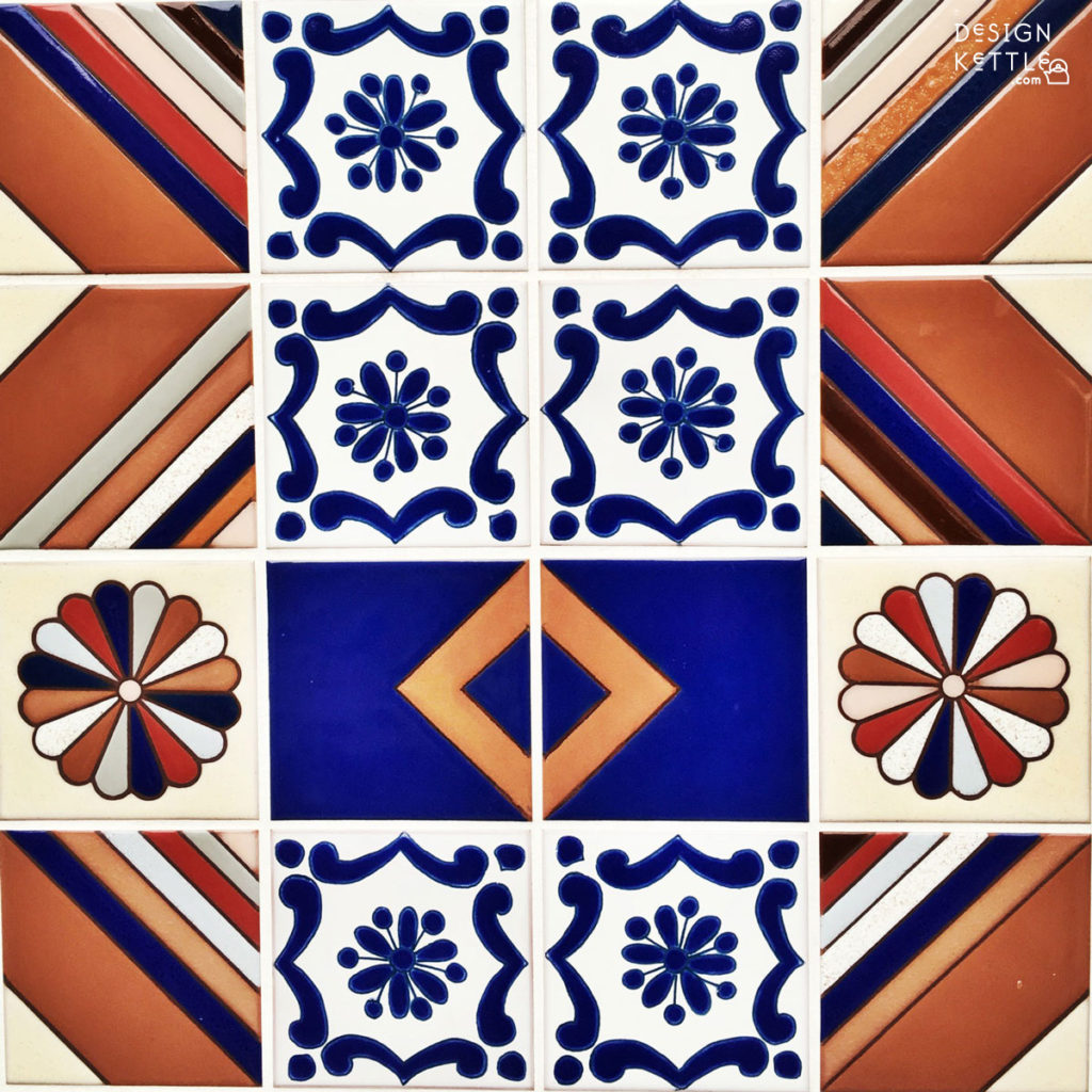 Tiles in the Plaza Kansas City
