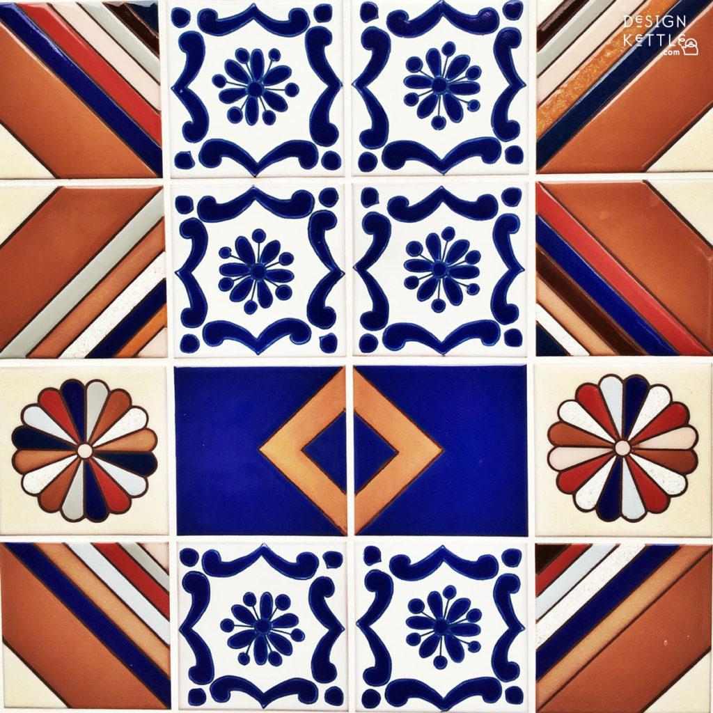 Tiles in the Plaza Kansas City