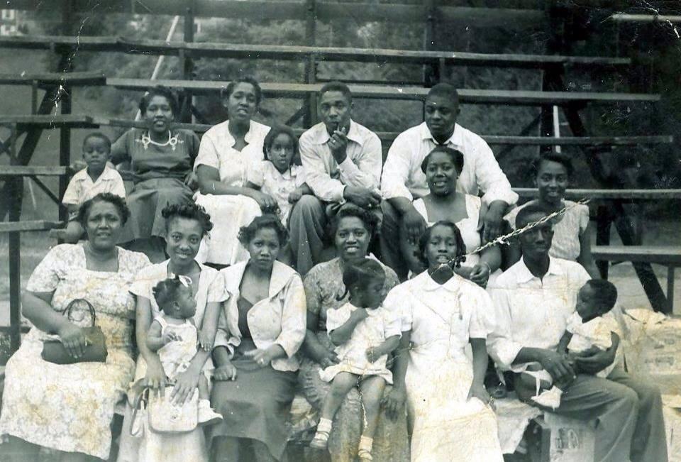 Hairston Family Picnic